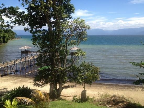 Tentena, Indonesia: danau Poso