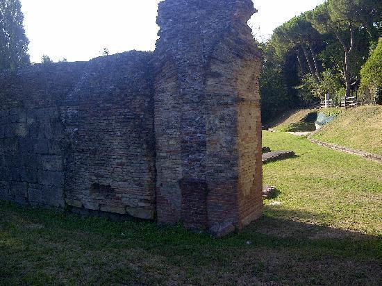 Anfiteatro Romano: Vista