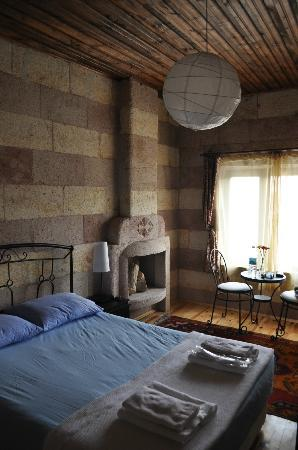 Karadut Cave Hotel: beautiful standard room