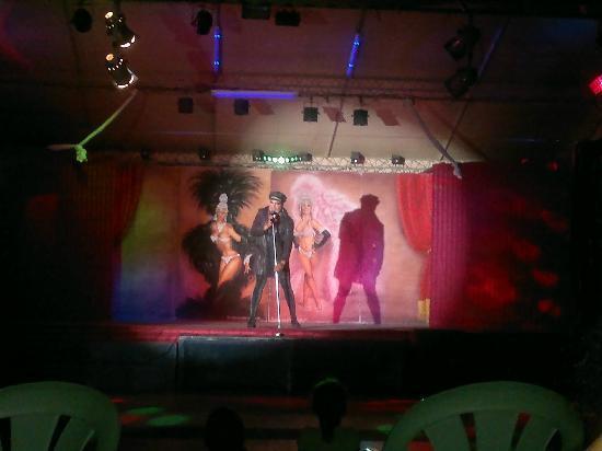 Omar Khayam Club : Abendshow
