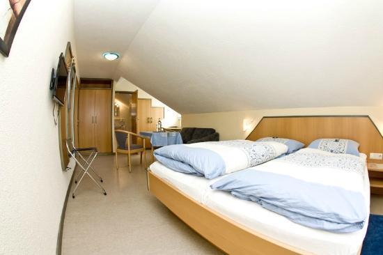 Landhotel Zum Goldenen Kreuz: Doppelzimmer