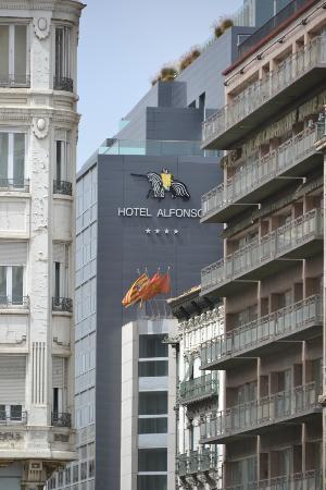 Alfonso Hotel: Esterno Hotel