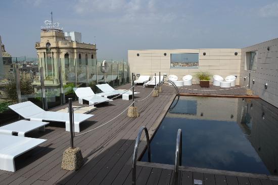 Alfonso Hotel: Piscina