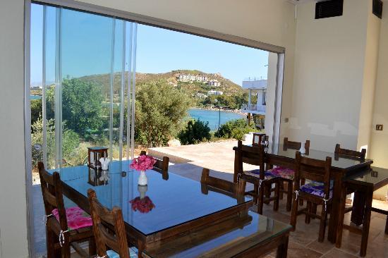 Doada Hotel: dining room