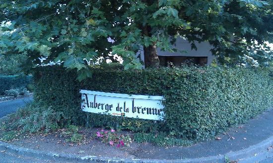 Restaurant Auberge de la Brenne: le coin terrasse