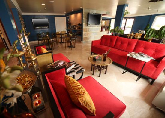 Hotel Le Reve Pasadena: Lobby area