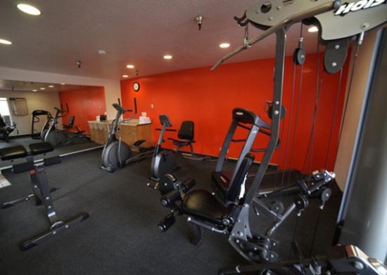 Hotel Le Reve Pasadena: Fitness