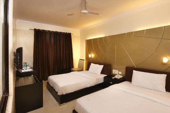 Hotel O'delhi: hotel rooms