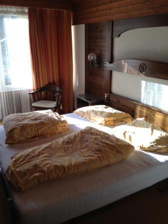 Hotel Saaserhof: habitación estándar