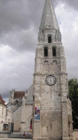 Abbaye de Saint-Germain d'Auxerre