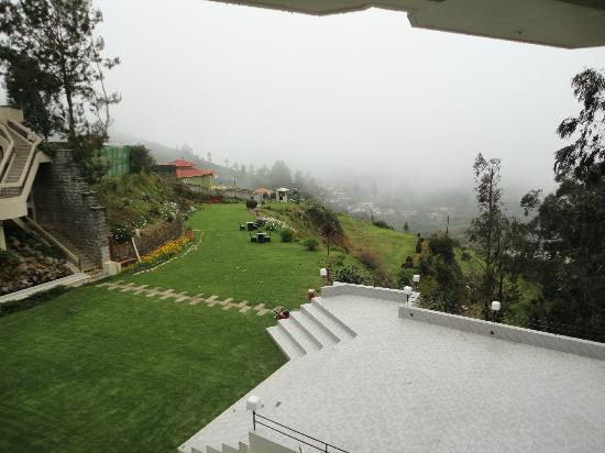 Sinclairs Retreat Ooty: view