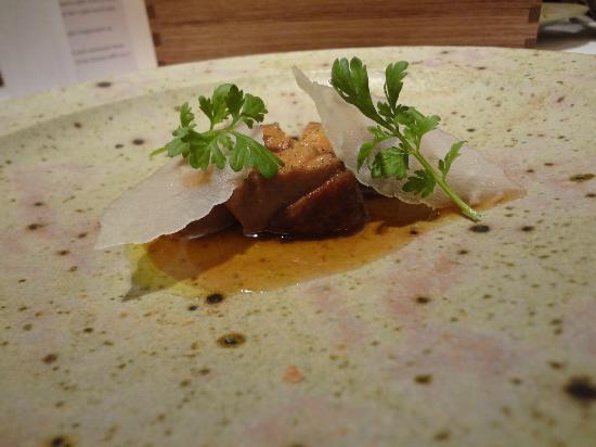 Fujiya 1935: Foie gras
