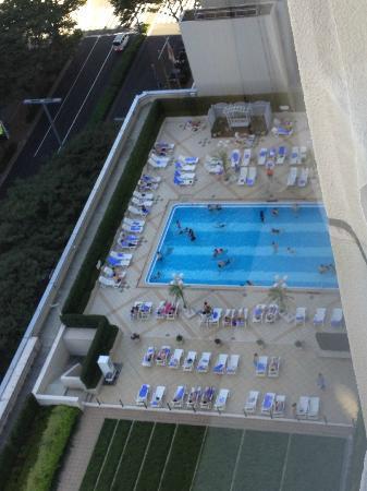 Keio Plaza Hotel Tokyo: pool