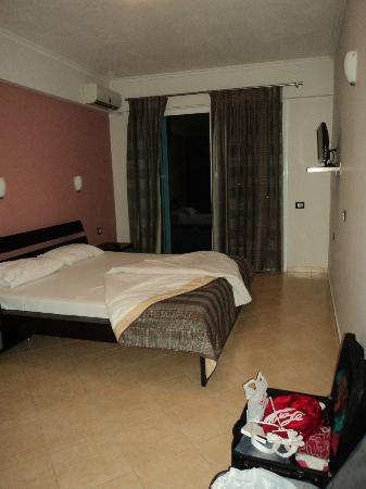 Hotel Oasis : camera 4 piano vista mare