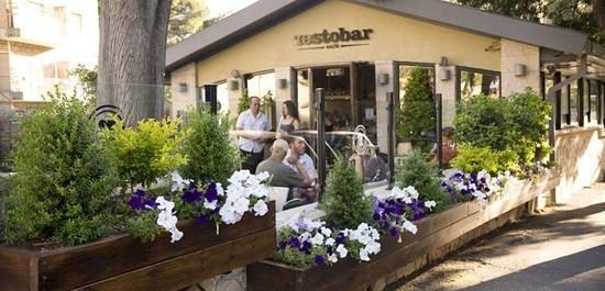 Cafe De Paris: restobar jerusalem