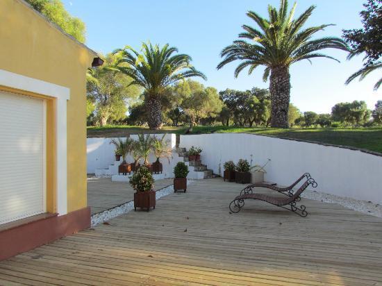 Hacienda Montenmedio: esterno camera