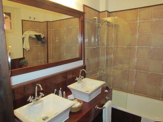 Hacienda Montenmedio: bagno