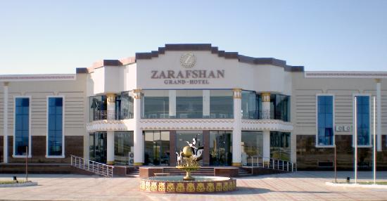 Hotel Zarafshan