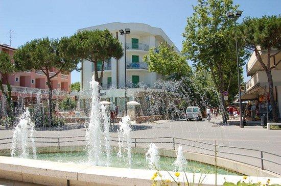 San Mauro a Mare, Italien: Hotel Villa Verde