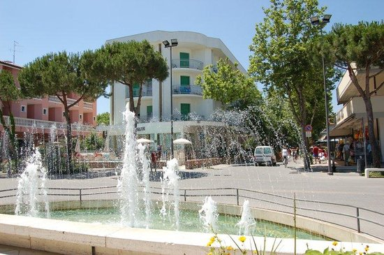San Mauro a Mare, Italy: Hotel Villa Verde
