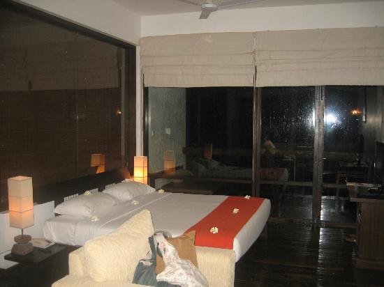 เทมเปิ้ล ทรี รีสอร์ท&สปา: Our room