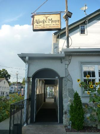 Atlantic Manor: Good shrimp and garlic