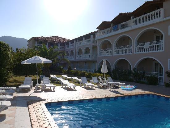 Plessas Palace Hotel: Hotel