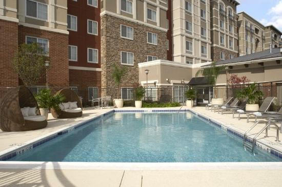 HYATT house Sterling/Dulles Airport-North: IADXD_P027 Pool