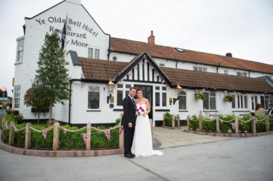 Ye Olde Bell Hotel & Restaurant: June 1st 2012