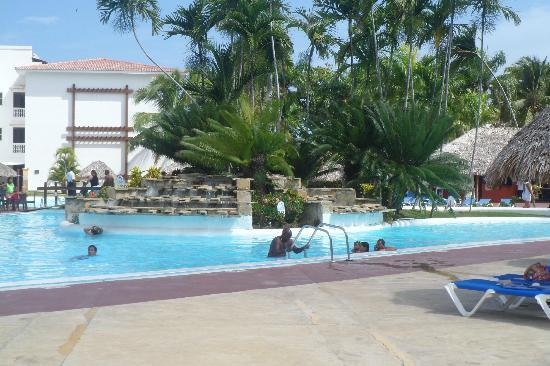 Be Live Collection Marien: Small section of swimming pool