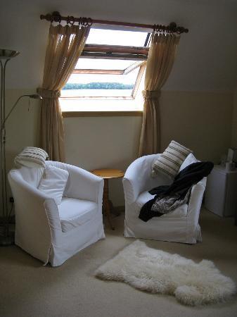 The Paddock: Petits fauteuils pour se reposer dans notre chambre