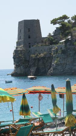 Venus Inn B&B Positano: Fornillo Beach- Well Worth the Steps