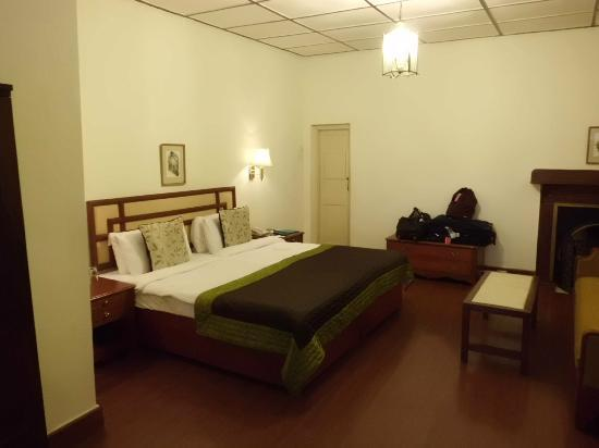 Taj Savoy Hotel, Ooty: Room 211 - standard room