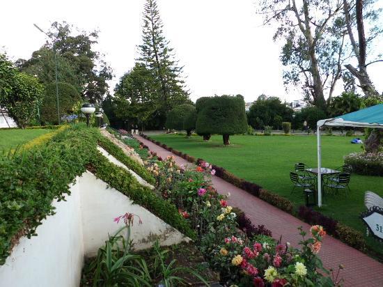 Taj Savoy Hotel, Ooty: Garden
