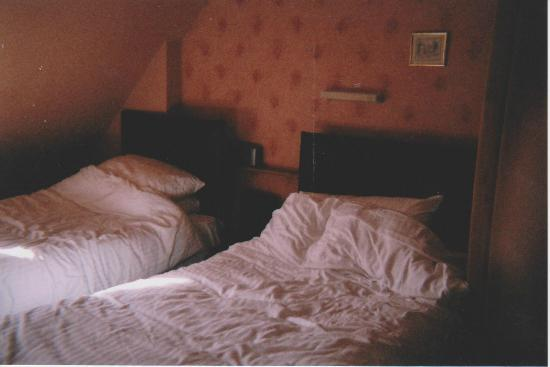 Tusker Lodge Guest House, room 10, top floor, twin