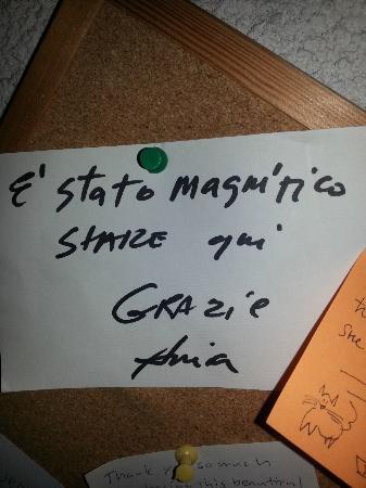 Casolare Il Condottiero : Our guest's review