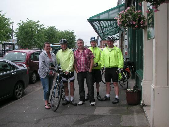 The Bonnington, Moffat -= great friendly hosts