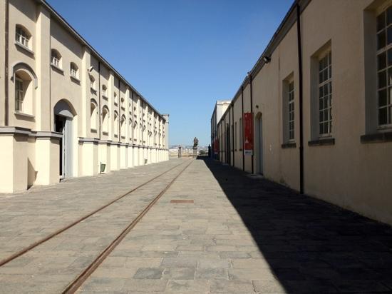Museo Nazionale Ferroviario di Pietrarsa: Pietrarsa