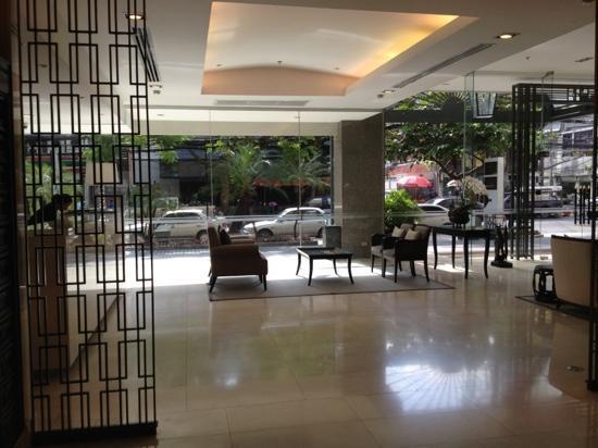 Cape House, Bangkok : reception