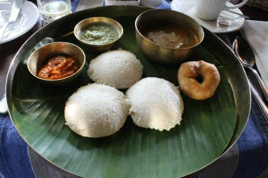 Brunton Boatyard: The south indian Breakfast