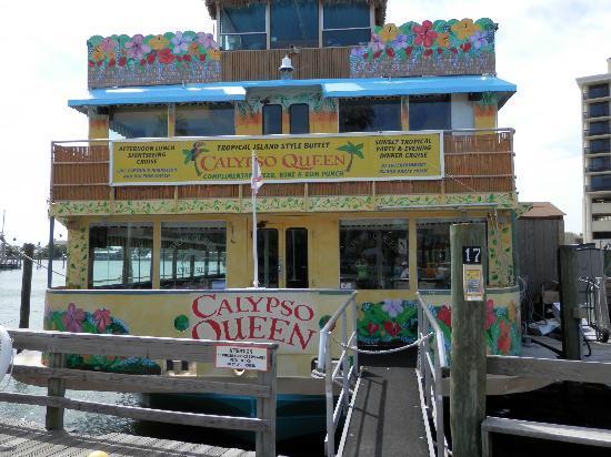 Calypso Queen Clearwater Beach Fl
