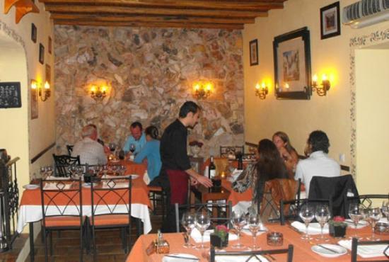 Museu dos Salgados: Restaurant
