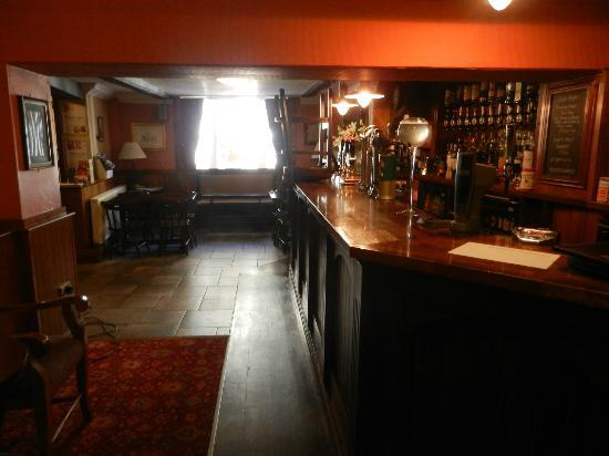 The Black Lion Hotel : Bar