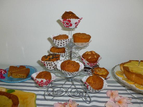 MAREE HOTEL: Colazione Hotel Maree l'albero di muffin