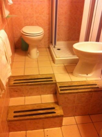 Belvedere Century: il bagno
