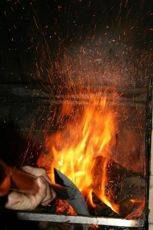 Buenos Aires Restaurant Woodfire Grill: Fire Grill