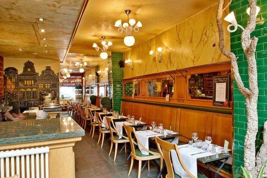 L'Esprit de Sel Brasserie : Côté Brasserie