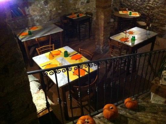 Il loggiato bagno vignoni restaurantbeoordelingen tripadvisor - Il loggiato bagno vignoni ...