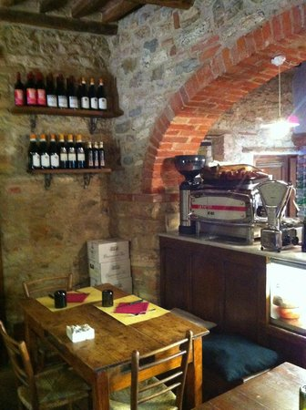 Il Loggiato, Bagno Vignoni - Restaurant Reviews, Phone Number ...