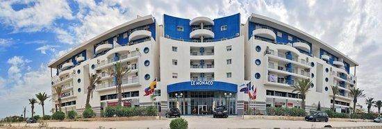 Le Monaco Residence Hotel & Spa : Extérieur